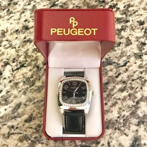 NWT Women's Quartz Peugeot Watch ⏱